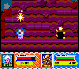 Kirby Super Star - SUPER BEST FRIEND! - User Screenshot